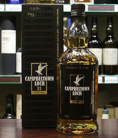 Campbeltown Loch Campbeltown Loch 21 Years Old Blended Scotch Whisky 46% Vol. 0,7l in Giftbox - 700 ml