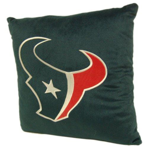 NFL Throw Pillow NFL Team: Houston Texans