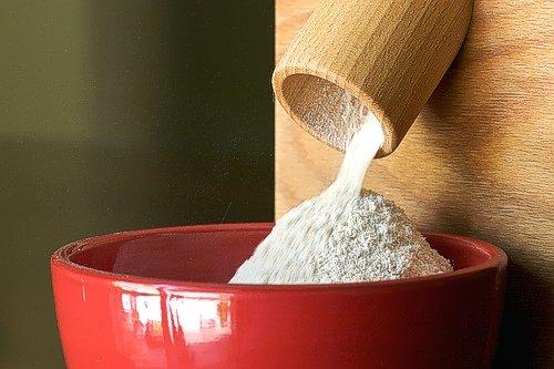Bei einigen Getreidemühlen können Sie den Mahlgrad ganz individuell einstellen.