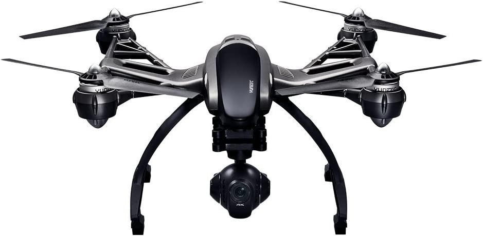 Yuneec Q500 4K Typhoon Drone is at # 7 for best drones under 1000 dollars