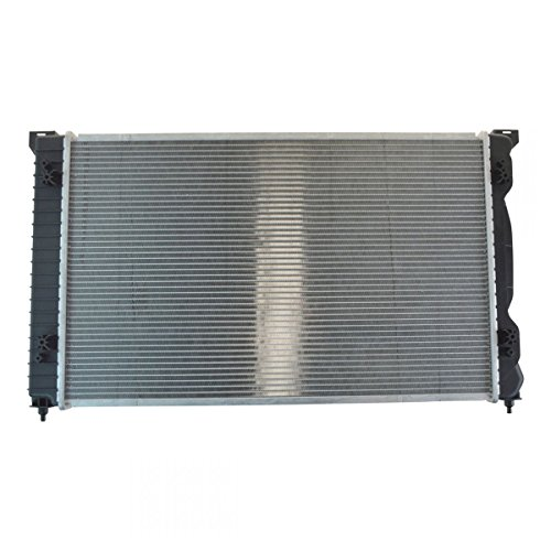Radiator Assembly Aluminum Core Direct Fit for 02-08 Audi A4 1.8T 2.0T Audi A4 Radiator Replacement