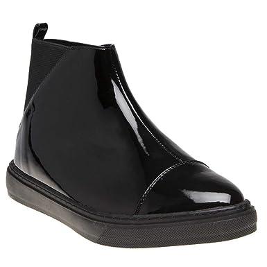 a1b2f63bc8 Amazon.com: Matt & Nat Claire Womens Boots Black: Clothing