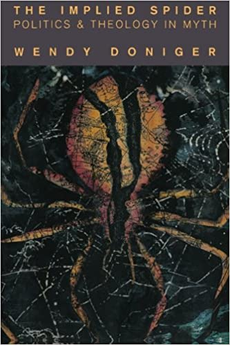 Book The Implied Spider: Politics and Theology in Myth (American Lectures on the History of Religions)