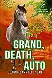 Grand, Death, Auto: Book #14 in the Kiki Lowenstein Mystery Series (Kiki Lowenstein Cozy Mystery Series)