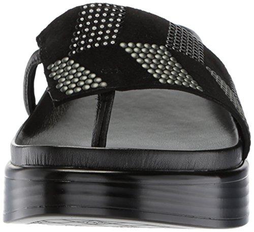 Sandalo Scorrevole Donald J Pliner Donna Fifi19sp Nero