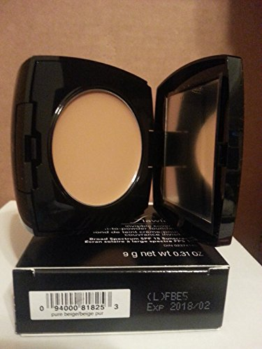 Avon Ideal Flawless Invisible Coverage Cream to Powder Foundation - Pure Beige