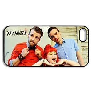 Iphone5/5s Covers Paramore hard silicone case WANGJING JINDA