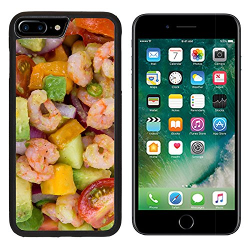 MSD Premium Apple iPhone 7 Plus Aluminum Backplate Bumper Snap Case iPhone7 Plus IMAGE ID: 30744754 Shrimp and avocado summer salad