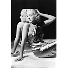 Betty Grable 24x36 Poster gorgeous early glamour pose of Hollywood legend