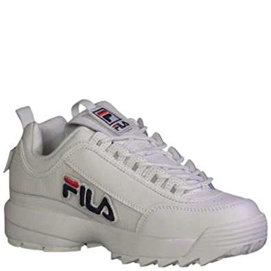 Fila Men's Disruptor II Custom Patch Sneakers