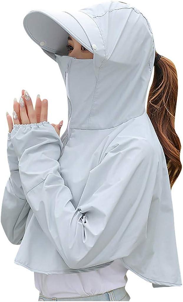 Smoxx Womens Beach Sun Straw Hat UV Floppy UV Travel Foldable Wide Brim Roll up Summer UV Hat