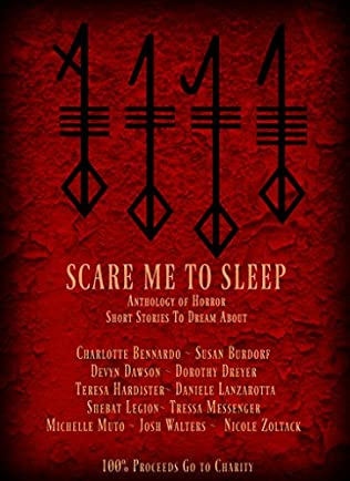 book cover of Scare Me to Sleep