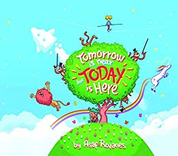 Adhd And Sleep Disorders Are Kids >> Tomorrow Is Near But Today Is Here Children S Books About Anxiety