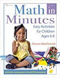 Math in Minutes, Sharon MacDonald, 0876590571