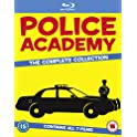 Police Academy 1-7 Complete Collection on Blu-ray