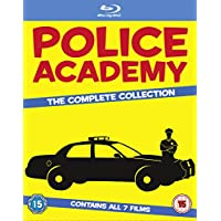 Police Academy 1-7 The Complete Collection on Blu-ray