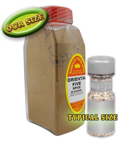 XL Size Marshalls Creek Spices Oriental Five Spice 20 oz by Marshall's Creek Spices