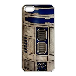 Robot Close up iPhone 4 4s Cell Phone Case White Delicate gift JIS_420815