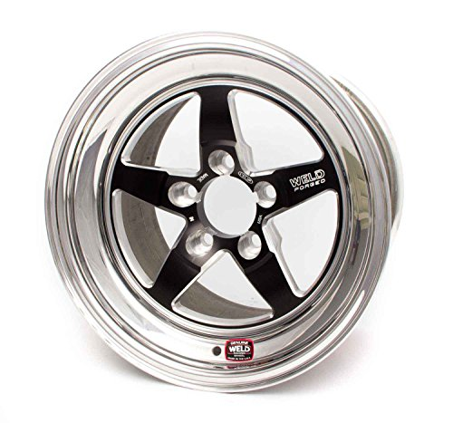 Weld Racing RT-S S71 Wheel 17x10'' 5x120mm BC P/N 71HB7100N72A by Weld Racing