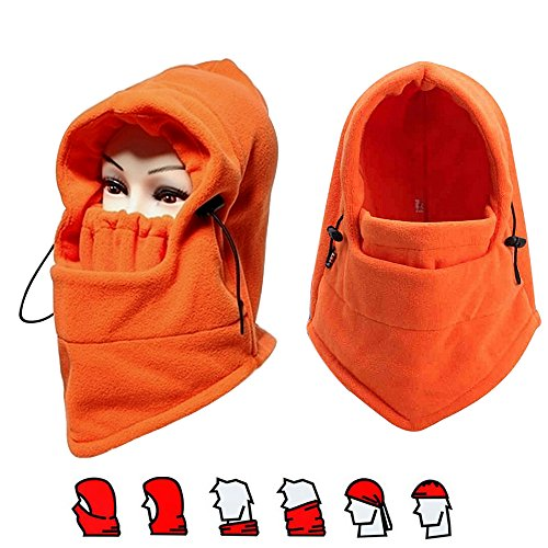 d060760129d Ezyoutdoor Bucket Hat New Winter Windproof Thermal Swat Ski Face Mask Hat  for Outdoor Sports Hiking