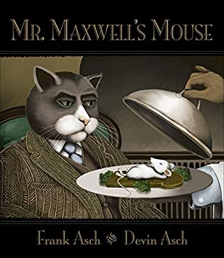 book cover of Mr. Maxwell\'s Mouse