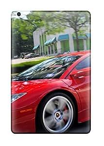 Forever Collectibles Lamborghini Murcielago Drives Hard Snap-on Ipad Mini/mini 2 Case