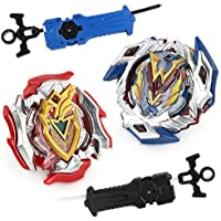 OBEST Beyblade Burst 2 Single Top Pack Toupie et Lanceur Puzzle Jouets