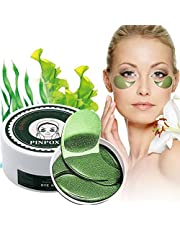Under Eye Mask, Eye Patch, Eye pads, Eye Treatment Mask, Under Eye Treatment, for Puffy Eyes & Bags, Dark Circles and Wrinkles,with Collagen, Hyaluronic Acid, Hydrogel