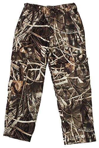Drake Waterfowl Youth MST Hunting Pants Fleece Lined, Waterproof Hunting Pants Max 4 Color (16)