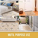 Carvapet Non-Slip Floorcover Modern Design Indoor