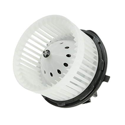 Motor de ventilador de aire acondicionado con jaula de ventilador ...