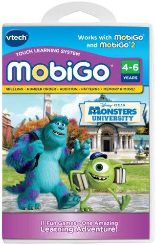 - VTech MobiGo Software - Monsters University