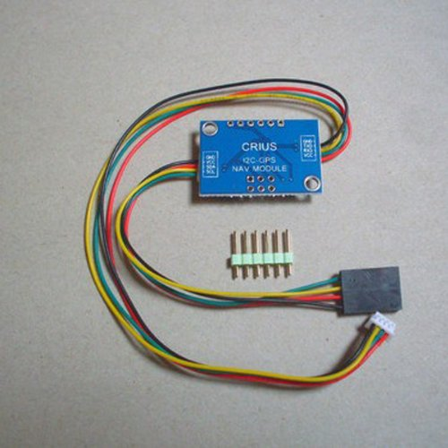 Crius MultiWii MWC I2C-GPS NAV Navigation Plate Module Board