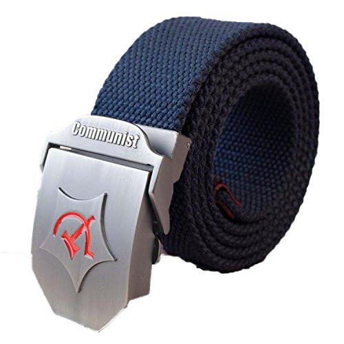 hermes belt blue - 1