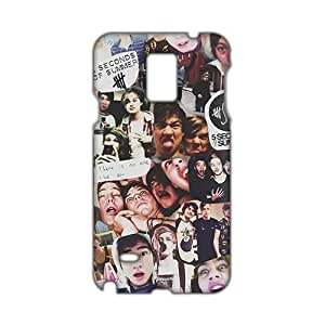 Angl 3D Case Cover shinedown the sound of madness Phone Case for For Samsung Galaxy S3 Cover