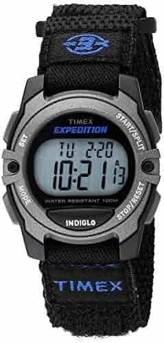 Timex Expedition Digital Chrono Alarm Timer 33mm Watch (TW4B02400)