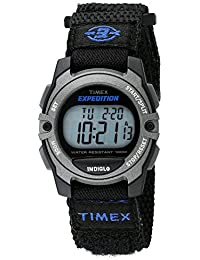 Expedition Digital Chrono Alarm Timer 33mm Watch (TW4B02400)