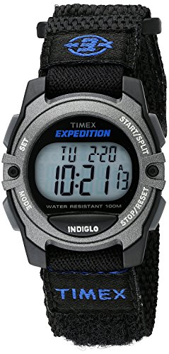 Timex Expedition Digital Chrono Alarm Timer 33mm Watch -
