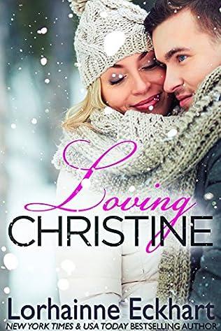 book cover of Loving Christine
