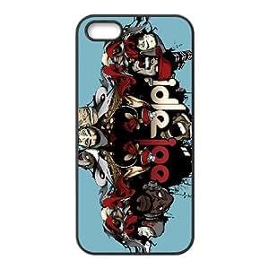iPhone 5,5S Phone Case Graffiti Gv5590