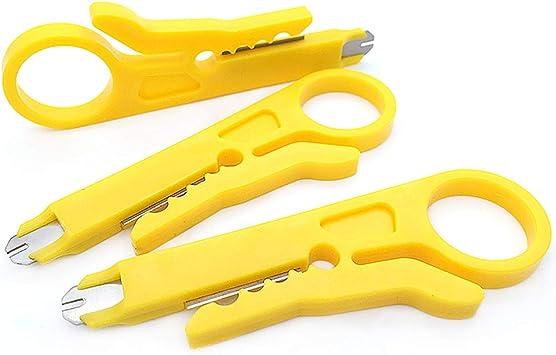 Small Automatic Insulated Wire Cable Striper Cutter Stripper Crimper Durable MP