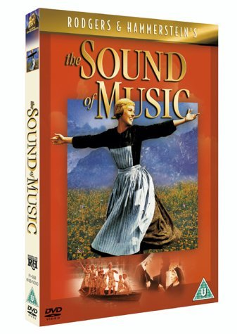 The Sound Of Music [DVD] [1965] by Julie Andrews B01I0787FO