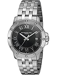Men's 5599-ST-00608 Tango Stainless Steel Case and Bracelet Grey Dial Watch