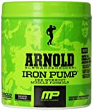 Muscle Pharm Arnold Schwarzenegger Series Iron Pump, Raspberry Lemonade, 30 servings, 6.35oz