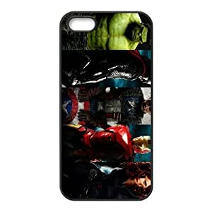 DIY Phone Cover Custom The Avengers For iPhone 5, 5S NQ2643114