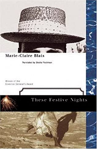 book cover of These Festive Nights