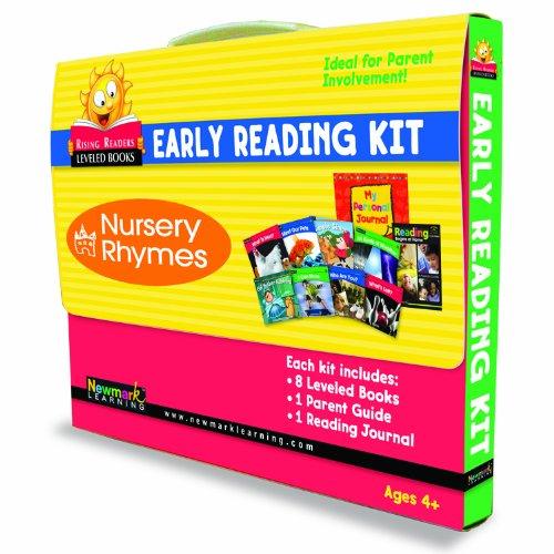 Around the Clock Nursery Rhymes Parent Involvement Kit