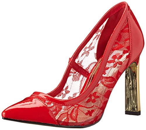 Two Angie Women's Dress Red Lips qTA7WrZqU