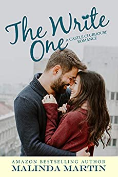 The Write One: A Castle Clubhouse Romance by [Martin, Malinda]