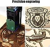 Desktop Laser Engraver 5000mW 20W, Upgraded 41x40cm